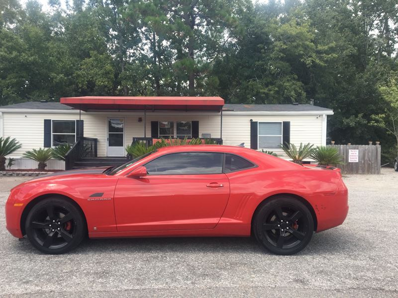 2010 Chevrolet Camaro For Sale By Owner In Summerville Sc