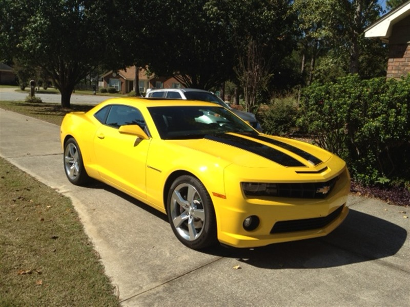 2011 Chevrolet Camaro For Sale By Owner In Albany Ga 31721