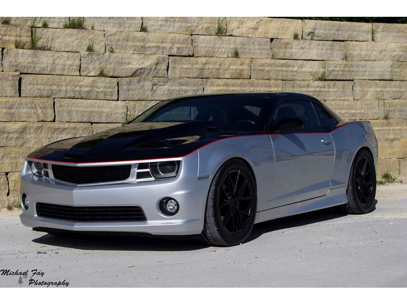 2011 Chevrolet Camaro For Sale By Owner In Marion Ia 52302