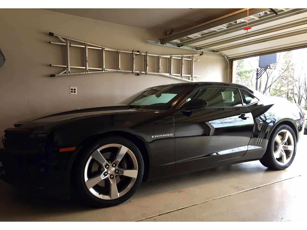 2011 Chevrolet Camaro For Sale By Owner In Waterford Mi 48329