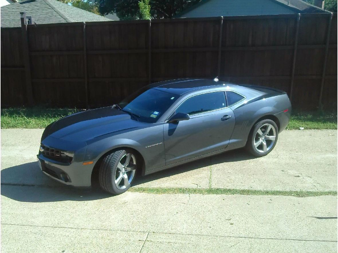 2011 Chevrolet Camaro for sale by owner in Dallas