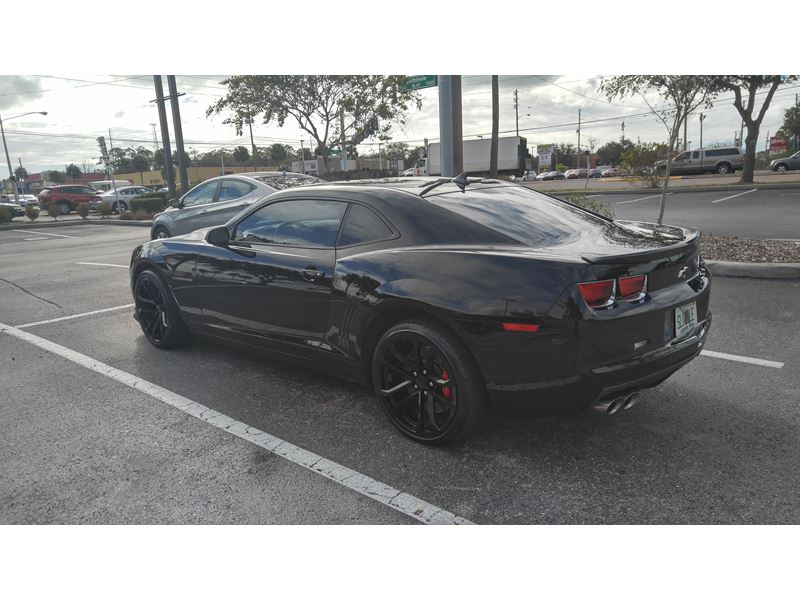2013 Chevrolet Camaro Sale by Owner in Pinellas Park, FL 33782