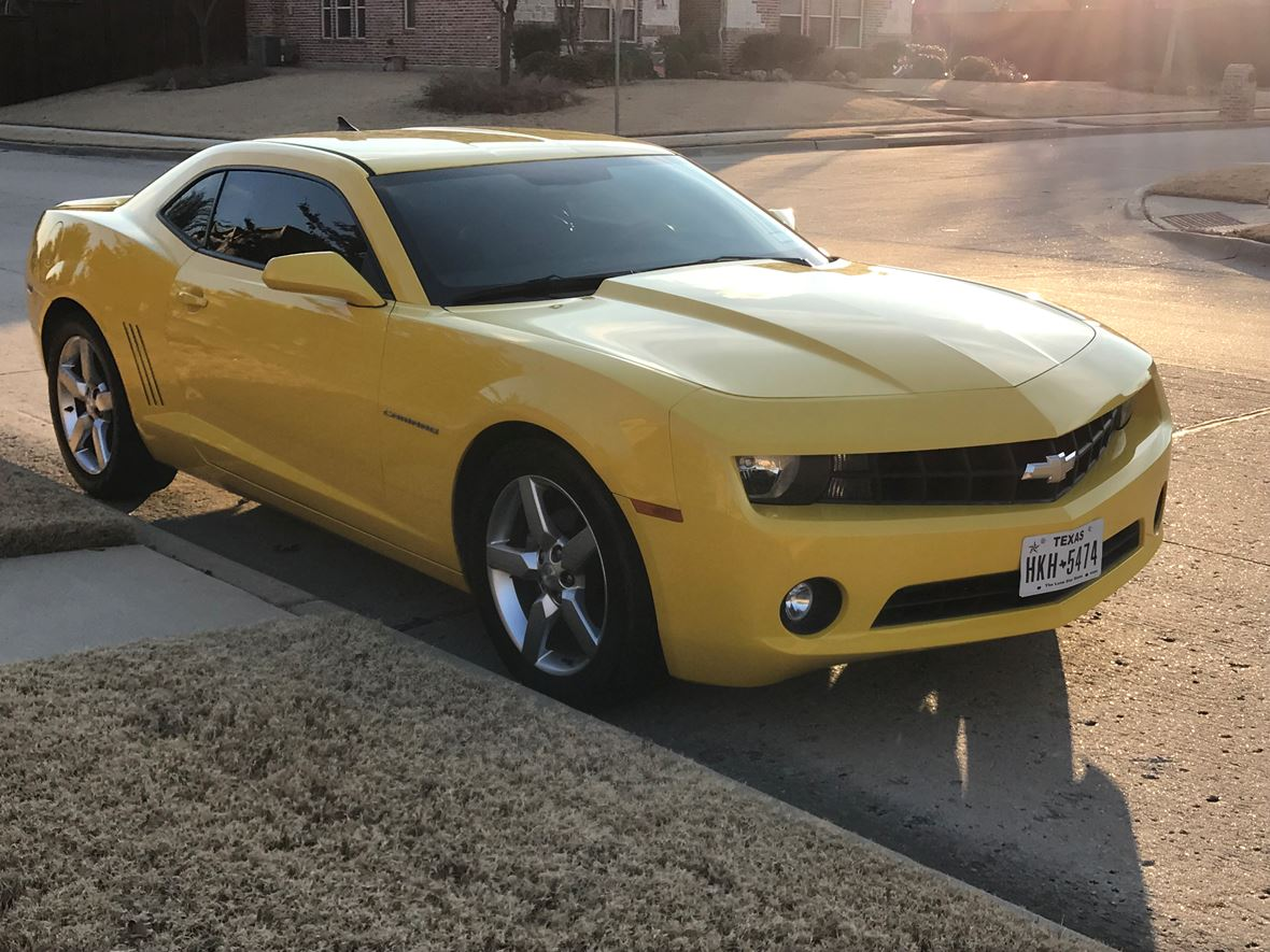 2013 Chevrolet Camaro for sale by owner in Allen