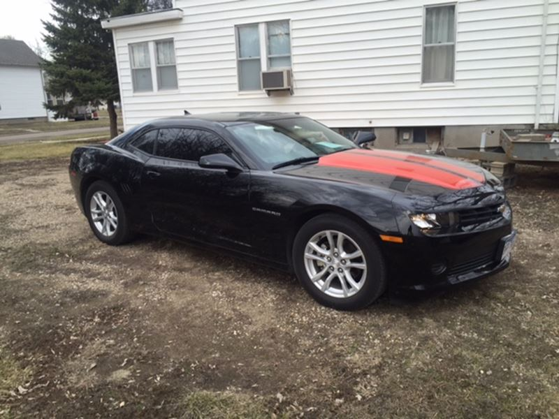 2014 chevrolet camaro for sale by owner in aberdeen sd 57401. Black Bedroom Furniture Sets. Home Design Ideas