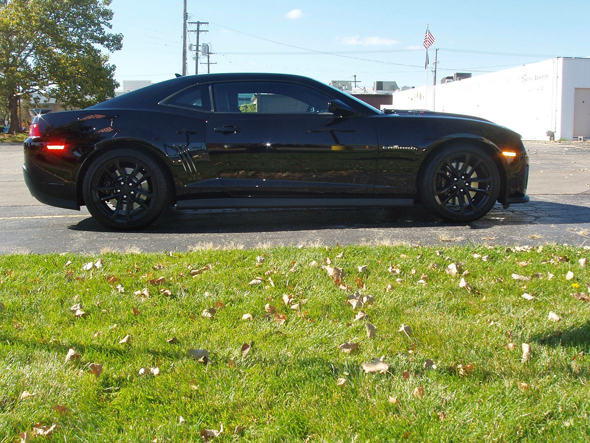 2014 chevrolet camaro for sale by owner in birmingham mi. Black Bedroom Furniture Sets. Home Design Ideas