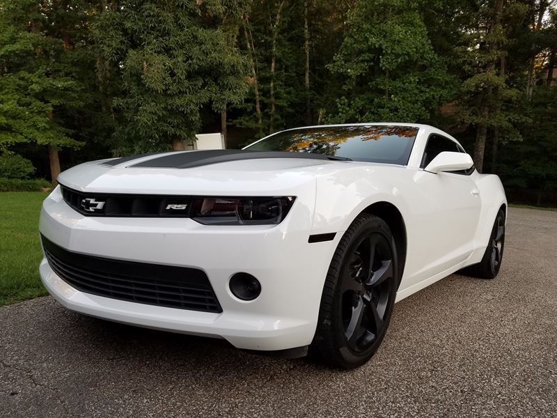 2015 Chevrolet Camaro For Sale By Owner In Lexington Tn 38351