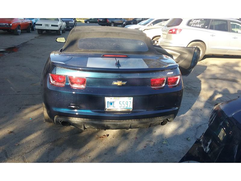 2011 chevrolet camaro ss for sale by owner in detroit mi 48279. Black Bedroom Furniture Sets. Home Design Ideas