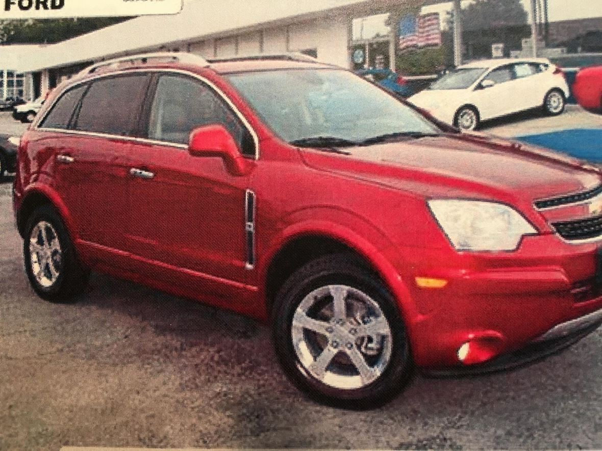 2012 Chevrolet Captiva Sport for sale by owner in Carmel