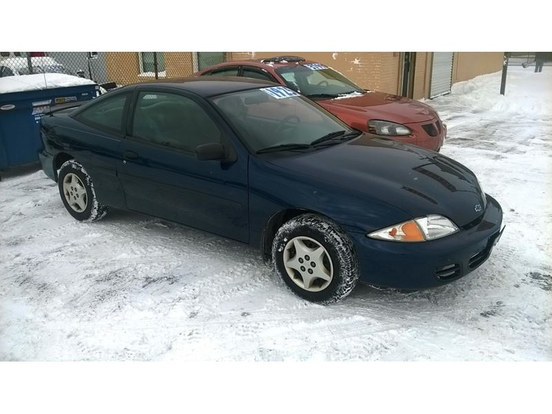 2000 chevrolet cavalier for sale by owner in youngstown oh 44555. Black Bedroom Furniture Sets. Home Design Ideas