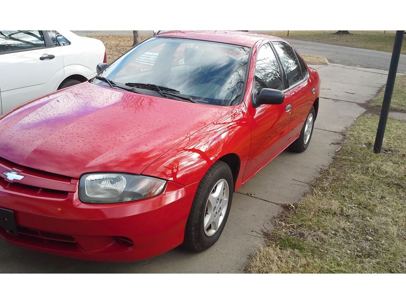 2004 chevrolet cavalier for sale by owner in pittsburg ks 66762. Black Bedroom Furniture Sets. Home Design Ideas