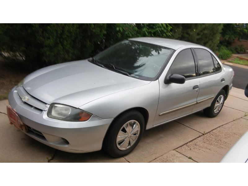 2004 chevrolet cavalier for sale by owner in denver co 80294. Black Bedroom Furniture Sets. Home Design Ideas