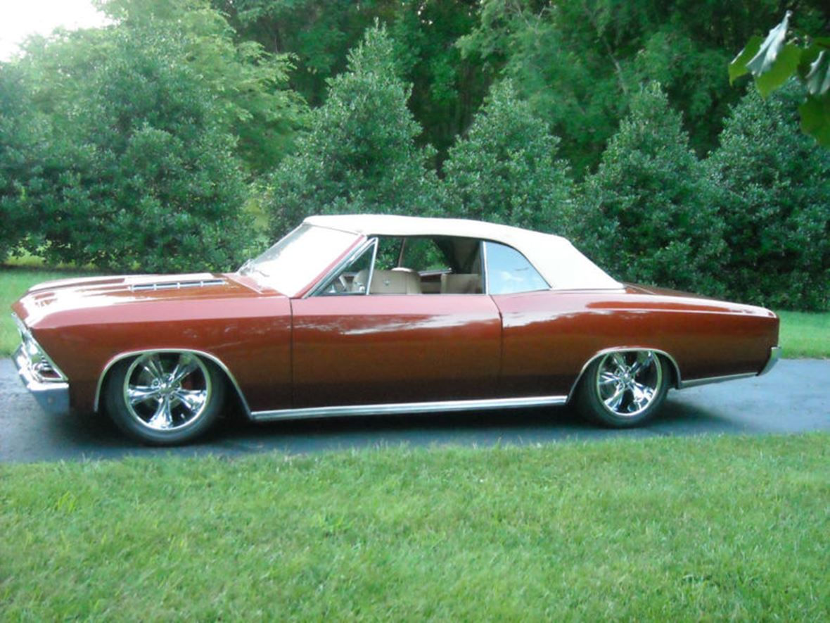 1966 Chevrolet Chevelle for sale by owner in Evington