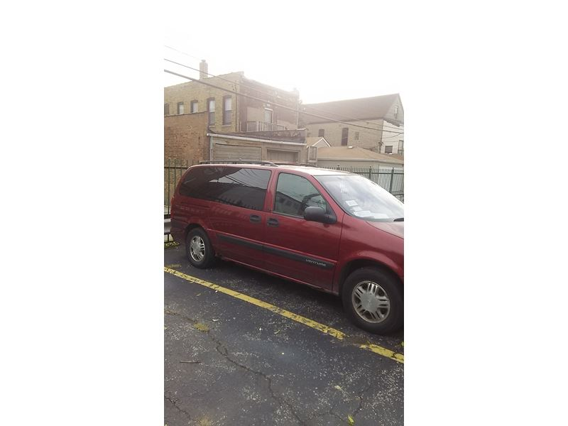 2001 Chevrolet Chevy Van for Sale by Owner in Chicago IL
