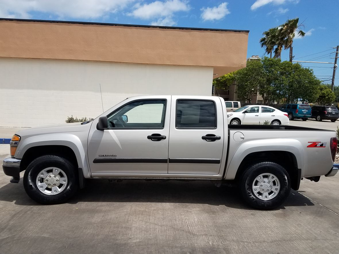 2004 Chevrolet Colorado Sale By Owner In Corpus Christi