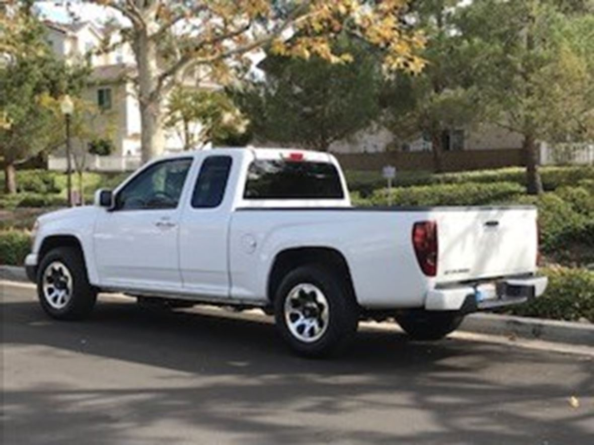 2012 Chevrolet Colorado for sale by owner in Temecula