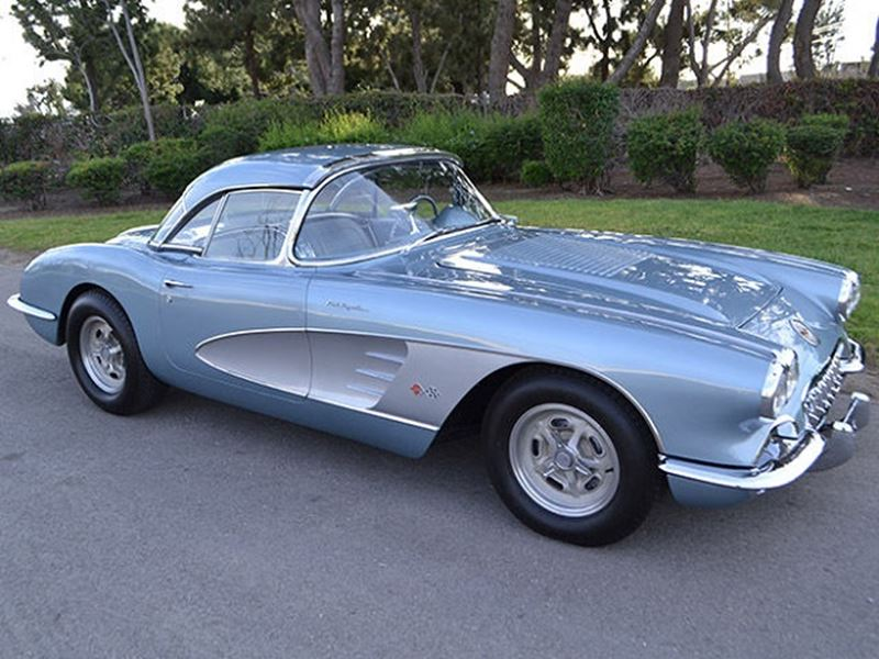 1958 chevrolet corvette classic car by owner in san antonio tx 78299. Black Bedroom Furniture Sets. Home Design Ideas