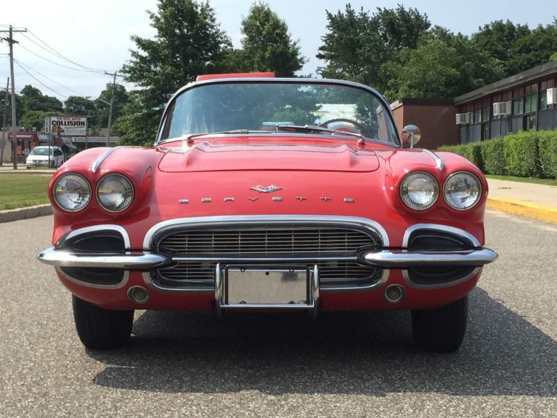 1961 chevrolet corvette classic car by owner southampton Southampton motor cars