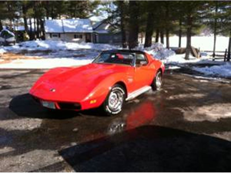 1974 chevrolet corvette for sale by owner in milton nh. Cars Review. Best American Auto & Cars Review