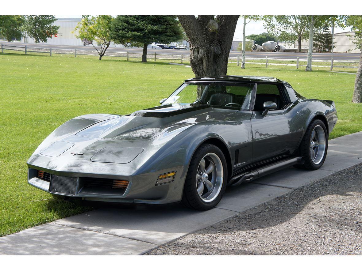 1980 chevrolet corvette classic car yerington nv 89447. Black Bedroom Furniture Sets. Home Design Ideas