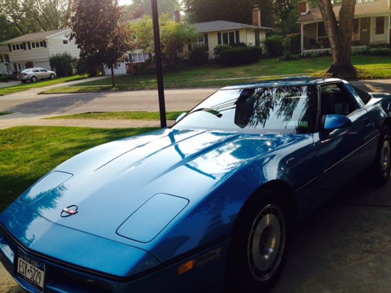 1987 chevrolet corvette classic car for sale by owner in north. Cars Review. Best American Auto & Cars Review