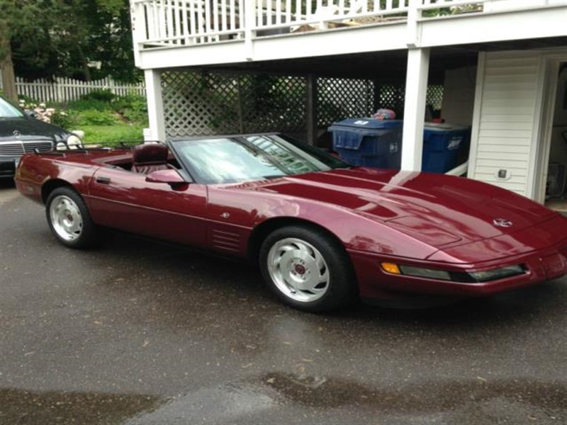 1993 chevrolet corvette classic car gilbert mn 55741. Black Bedroom Furniture Sets. Home Design Ideas