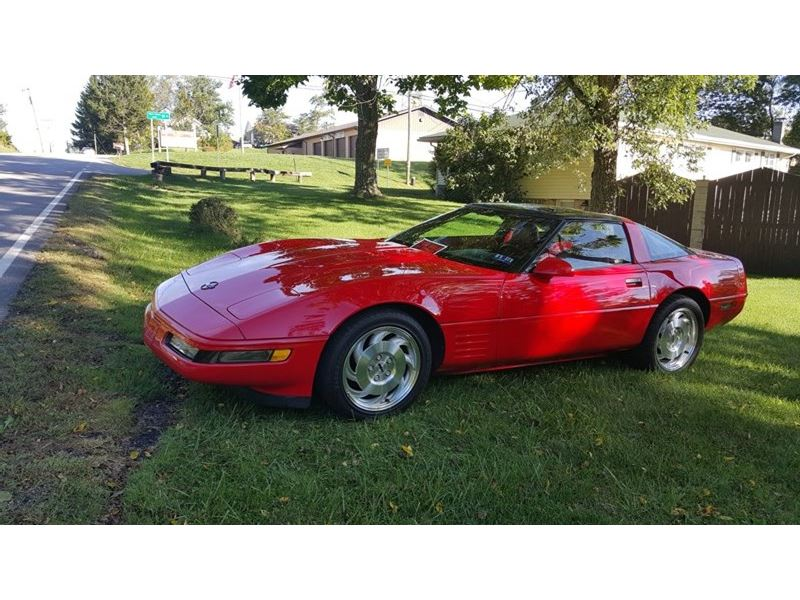 1994 chevrolet corvette for sale by owner in wheeling wv 26003. Cars Review. Best American Auto & Cars Review