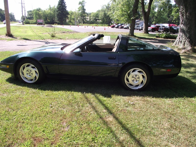1995 chevrolet corvette for sale by private owner in. Black Bedroom Furniture Sets. Home Design Ideas