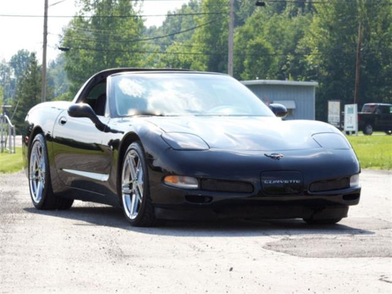 1998 chevrolet corvette for sale by owner in dayton oh 45402. Black Bedroom Furniture Sets. Home Design Ideas