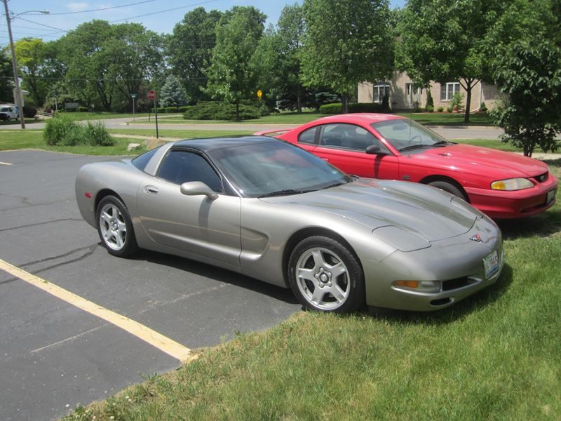 1998 chevrolet corvette for sale by owner in ottawa il 61350. Cars Review. Best American Auto & Cars Review