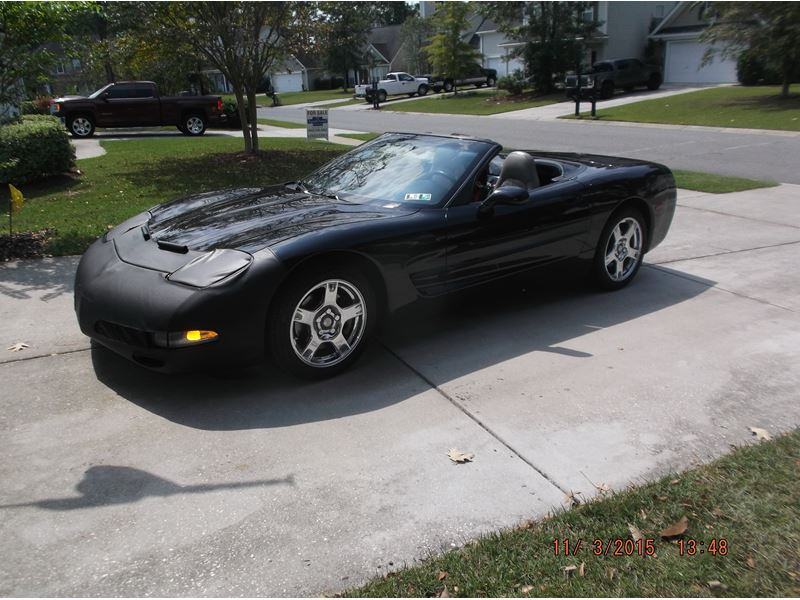 1999 chevrolet corvette for sale by owner in hanahan sc 29410. Cars Review. Best American Auto & Cars Review