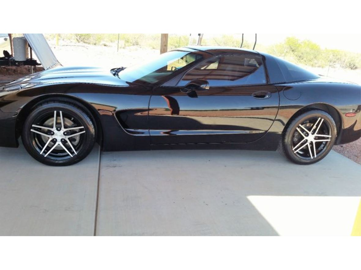 1999 chevrolet corvette for sale by owner in phoenix az 85078. Black Bedroom Furniture Sets. Home Design Ideas