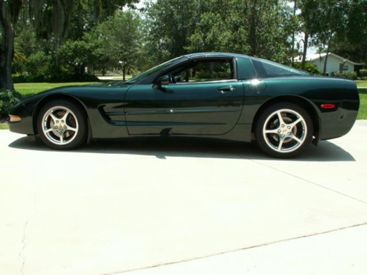 2000 chevrolet corvette for sale by private owner in miami az 85539. Black Bedroom Furniture Sets. Home Design Ideas