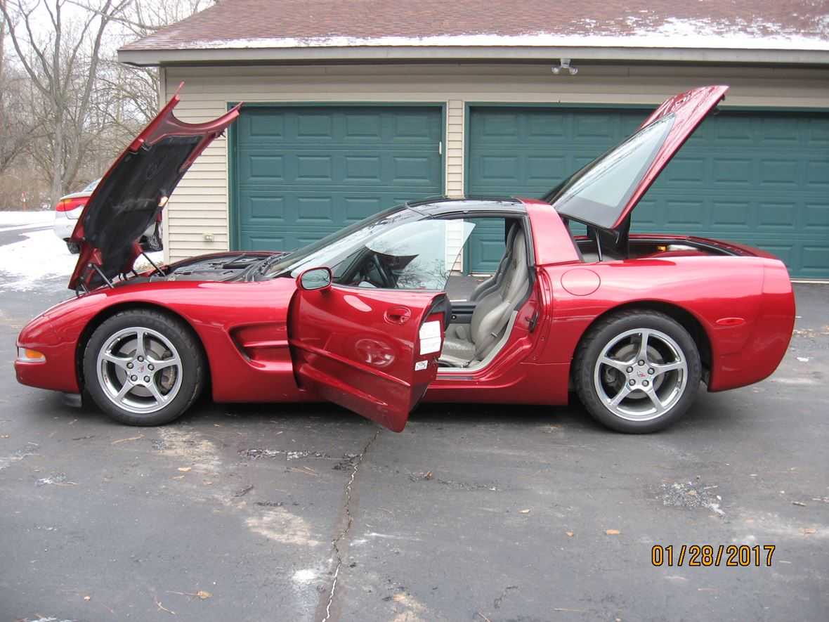 2001 chevrolet corvette for sale by owner in mukwonago wi 53149. Cars Review. Best American Auto & Cars Review