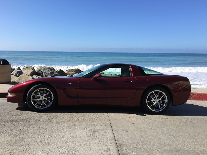 2003 chevrolet corvette for sale by owner in oceanside ca 92058. Cars Review. Best American Auto & Cars Review