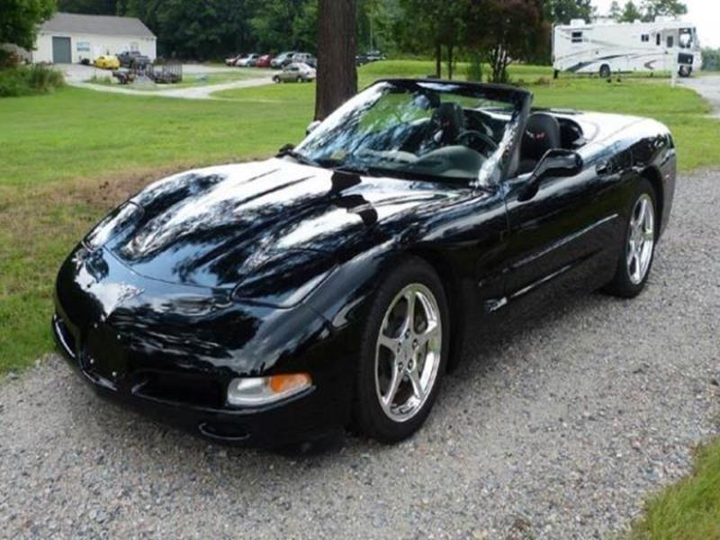 2003 chevrolet corvette for sale by owner in dulles va 20189. Black Bedroom Furniture Sets. Home Design Ideas