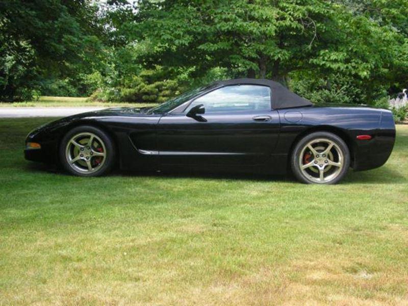 2004 chevrolet corvette for sale by owner in sagamore ma 02561. Black Bedroom Furniture Sets. Home Design Ideas