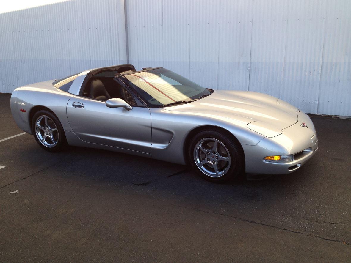 2004 chevrolet corvette for sale by owner in whittier