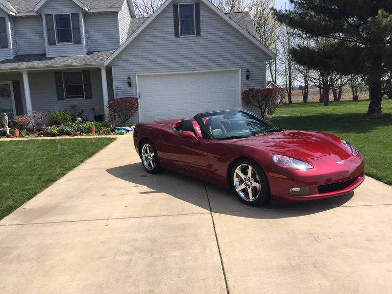 2006 chevrolet corvette sale by owner in east peoria il 61635. Black Bedroom Furniture Sets. Home Design Ideas