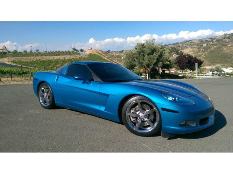 2008 chevrolet corvette sale by owner in santa barbara ca 93190. Black Bedroom Furniture Sets. Home Design Ideas