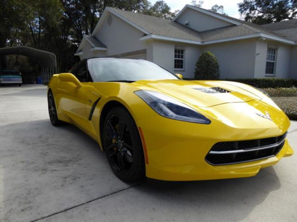 2014 chevrolet corvette sale by owner in gainesville al 35464. Black Bedroom Furniture Sets. Home Design Ideas