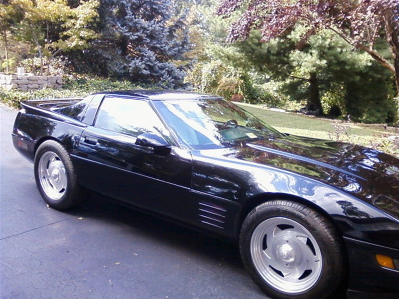 1992 chevrolet corvette coupe classic car roanoke va 24157. Black Bedroom Furniture Sets. Home Design Ideas