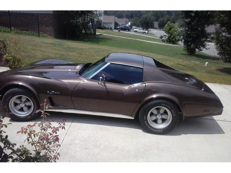1976 chevrolet corvette stingray l82 classic car cullman al 35058. Black Bedroom Furniture Sets. Home Design Ideas