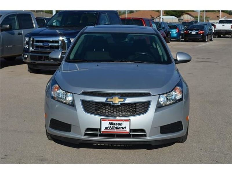 used 2014 chevrolet cruze for sale by owner in midland tx 79705. Black Bedroom Furniture Sets. Home Design Ideas