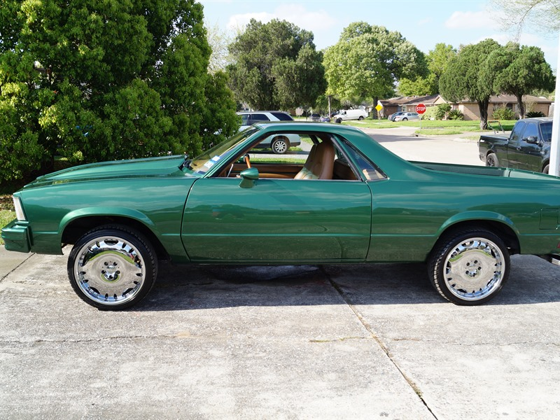 Cars For Sale By Owner In Houston Tx Best Car Finder: 1978 Chevrolet El Camino