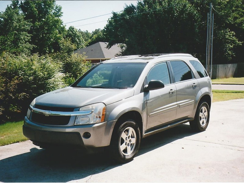 2005 chevrolet equinox for sale by owner in harvest al 35749. Black Bedroom Furniture Sets. Home Design Ideas