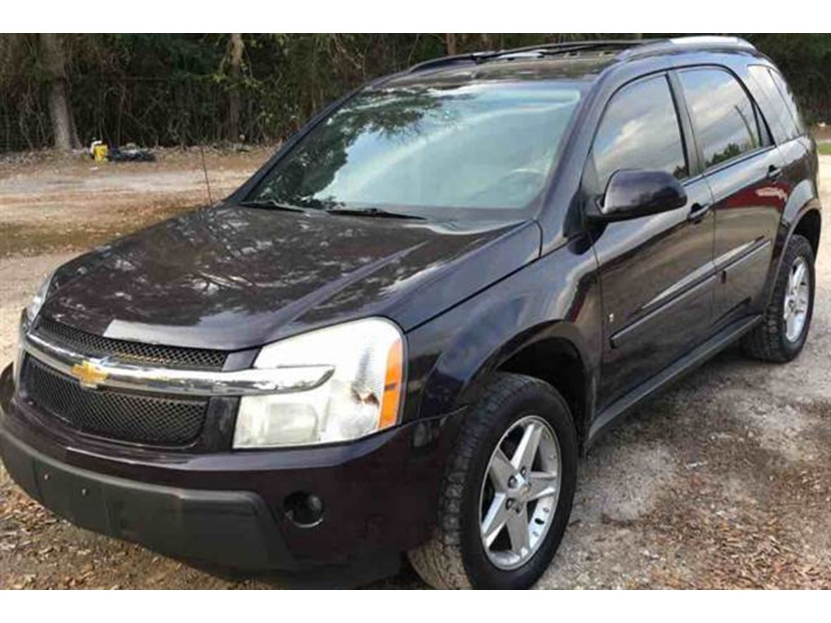 2006 chevrolet equinox for sale by owner in humble tx 77396. Black Bedroom Furniture Sets. Home Design Ideas