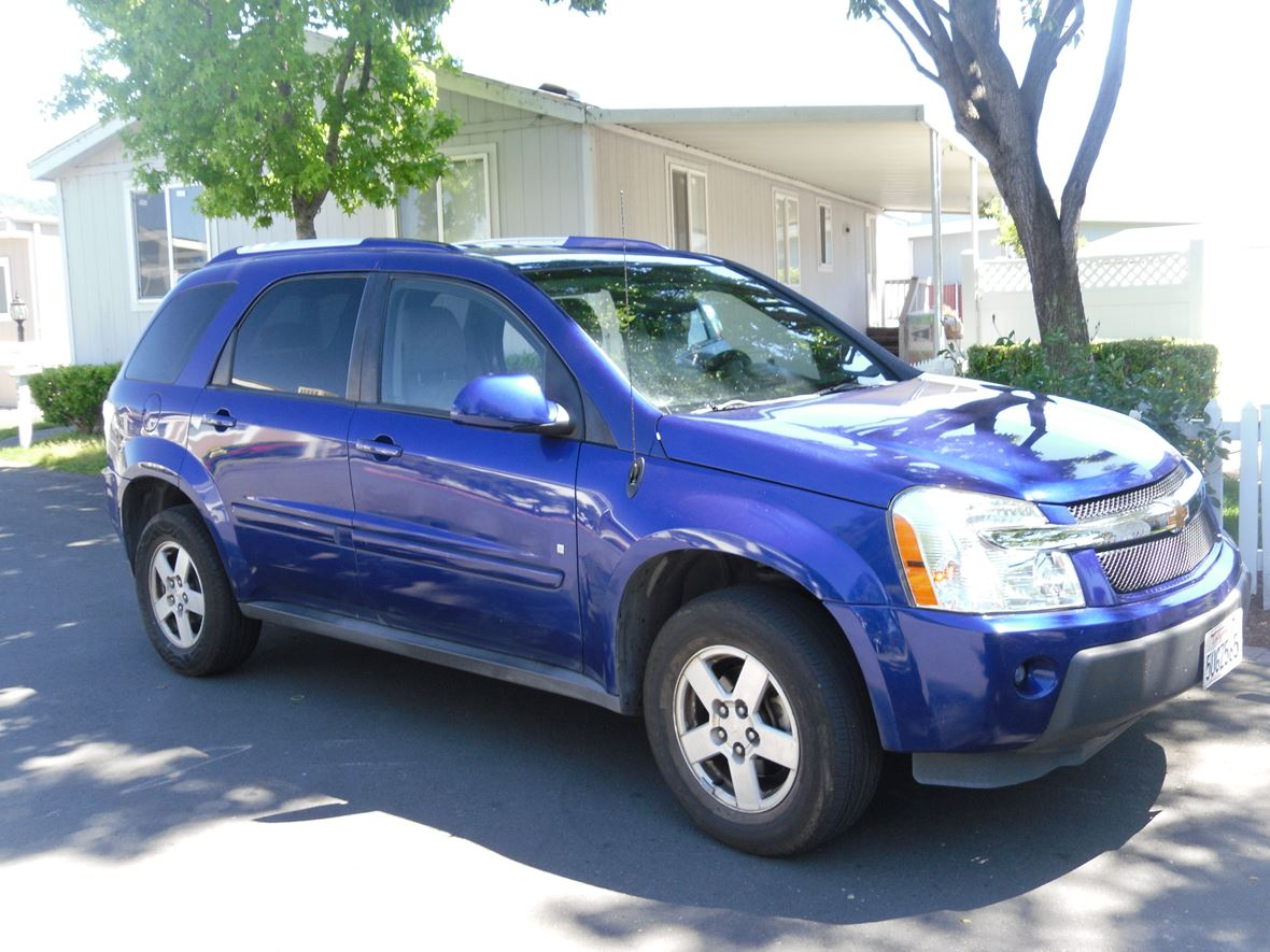 2006 chevrolet equinox for sale by owner in santa rosa ca 95402. Black Bedroom Furniture Sets. Home Design Ideas