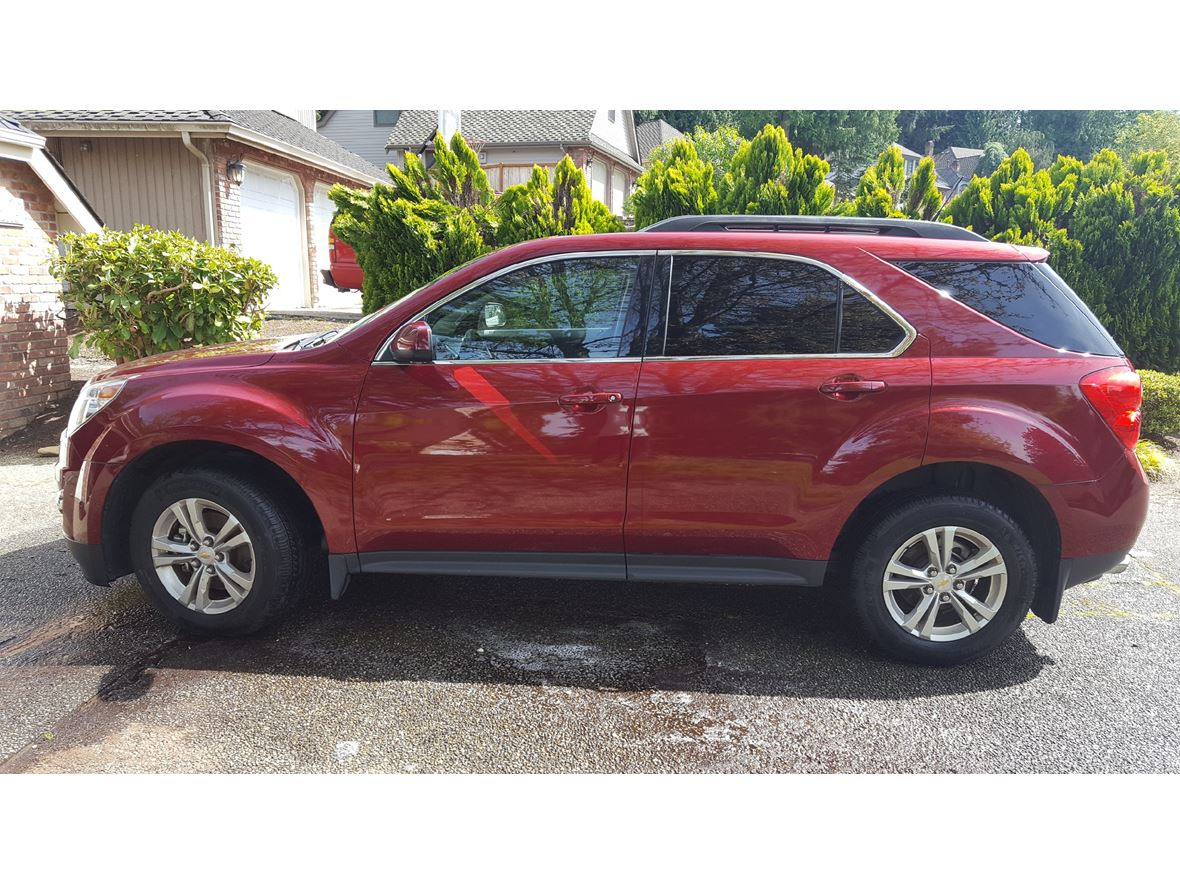 2012 chevrolet equinox for sale by owner in sammamish wa 98075. Black Bedroom Furniture Sets. Home Design Ideas