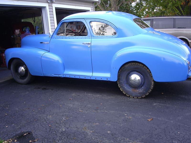 1948 chevrolet fleetmaster antique car syracuse ny 13261. Black Bedroom Furniture Sets. Home Design Ideas