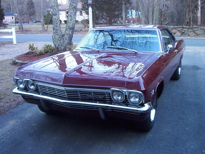 1965 Chevrolet Impala - Classic Car by Owner Middleboro, MA 02346